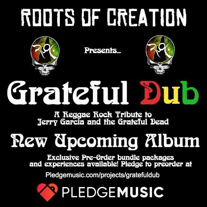 Roots Of Creation @ Woods at Bear Creek - Franklinville, NY