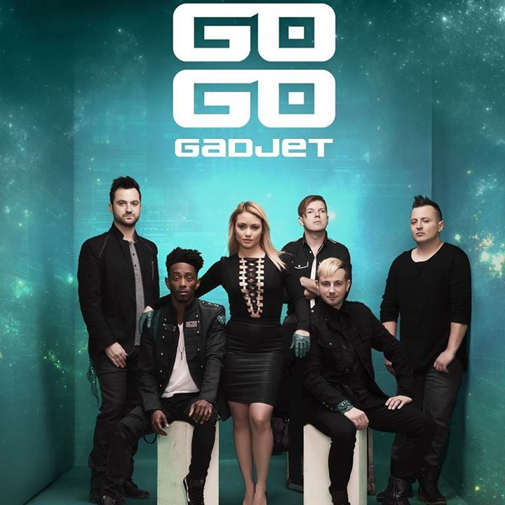 Go Go Gadjet @ Time Out Magazine Event - Philadelphia, PA