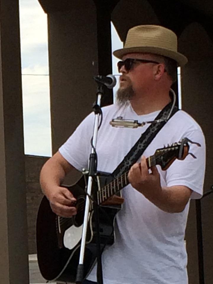 Russ Kendrick Martin @ JC Farmers Market - Sylva, NC