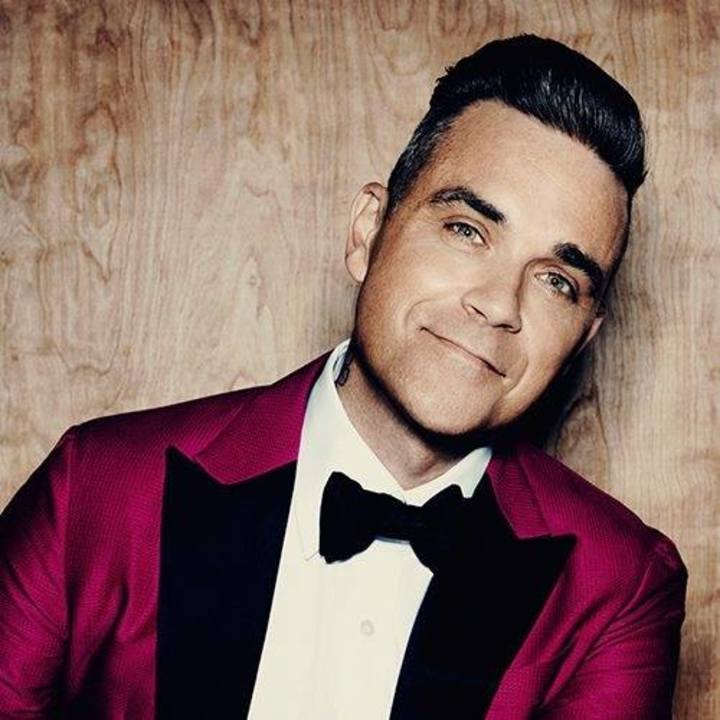 Robbie Williams Tour Dates