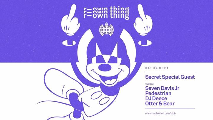 Seven Davis Jr @ Ministry Of Sound - London, United Kingdom
