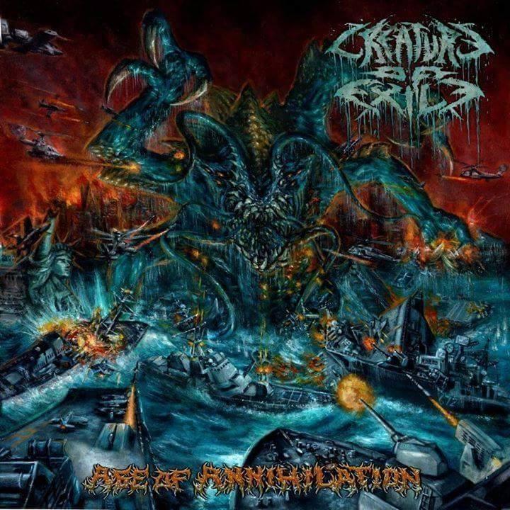 Creature of Exile Tour Dates