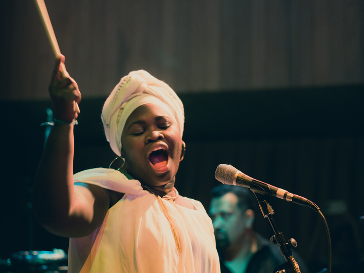 Dayme Arocena @ Cedar Cultural Center - Minneapolis, MN