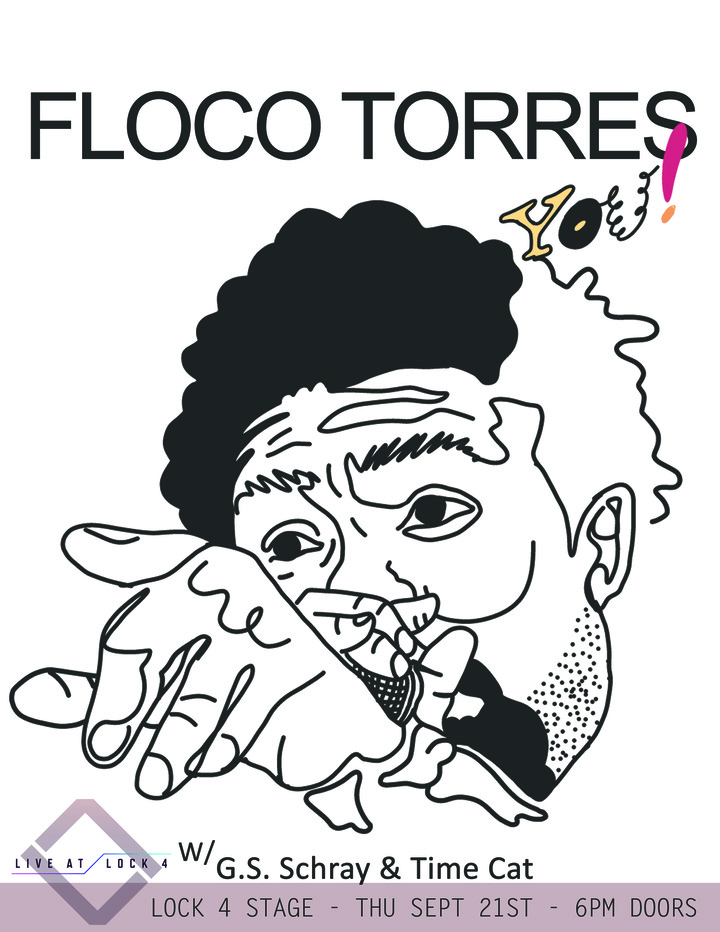 Floco Torres Fan Page @ Lock 4  - Akron, OH