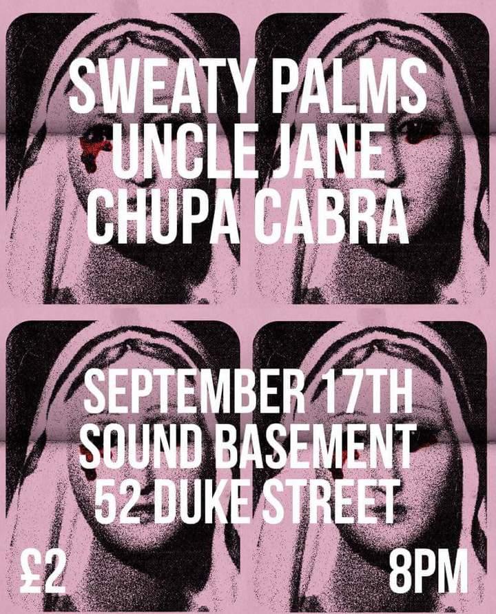 Chupa Cabra @ Sound Food and Drink - Liverpool, United Kingdom