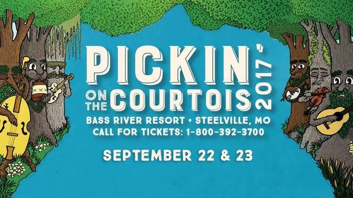 The Squarshers @ Pickin' on the Courtois - Steelville, MO