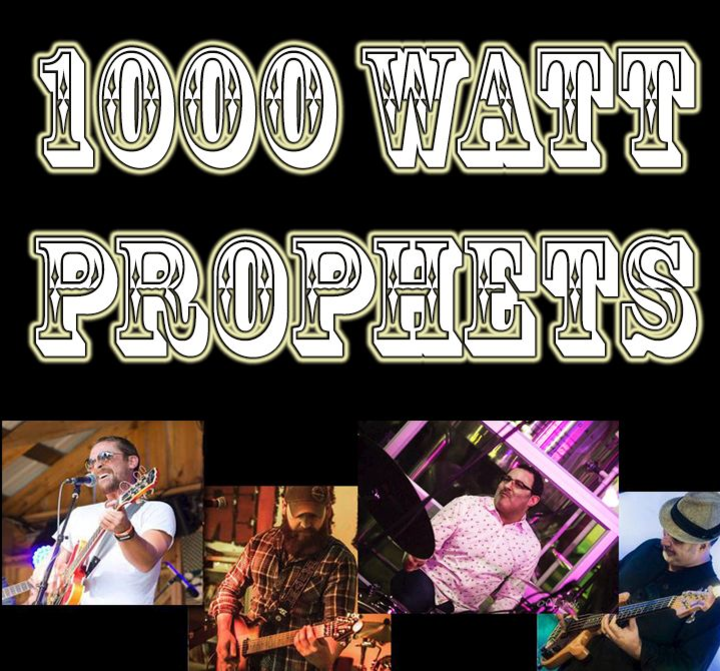 1000 Watt Prophets @ The Mitten Bar: A Michigan Ideology  - Ludington, MI