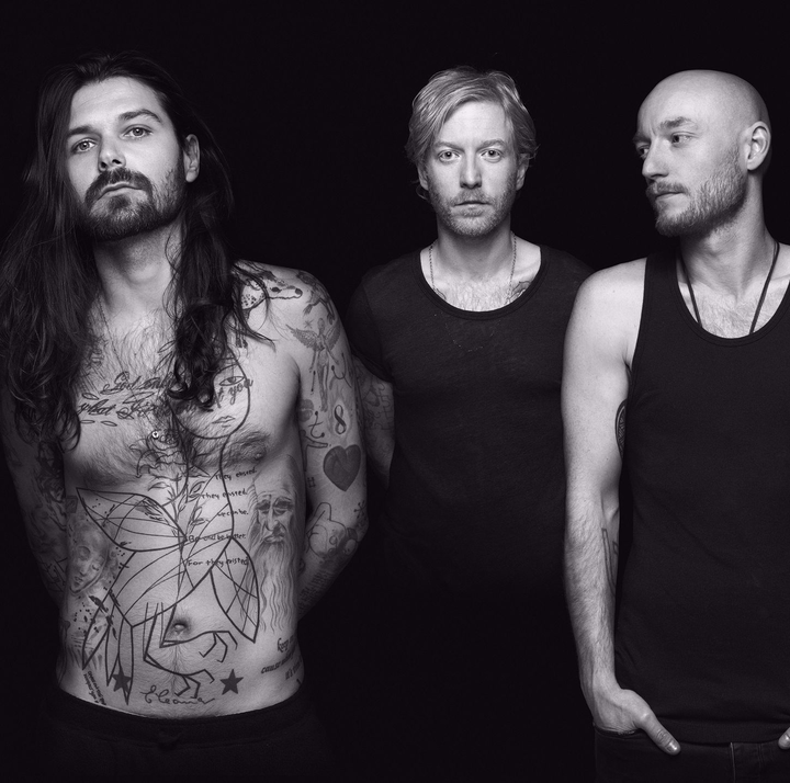 Biffy Clyro @ The Paramount - Huntington, NY