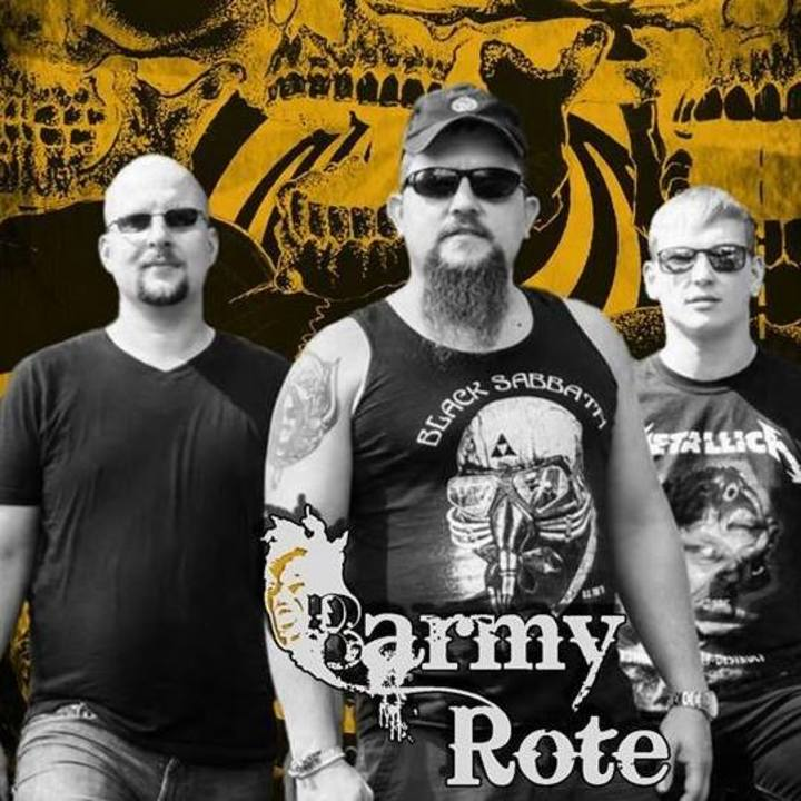 Barmy Rote Tour Dates