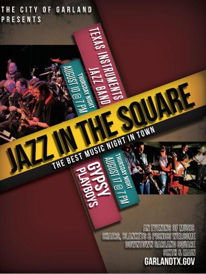 Glenn McLaughlin @ Garland Jazz in the Square - Garland, TX