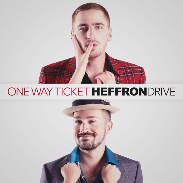 Heffron Drive Tour Dates