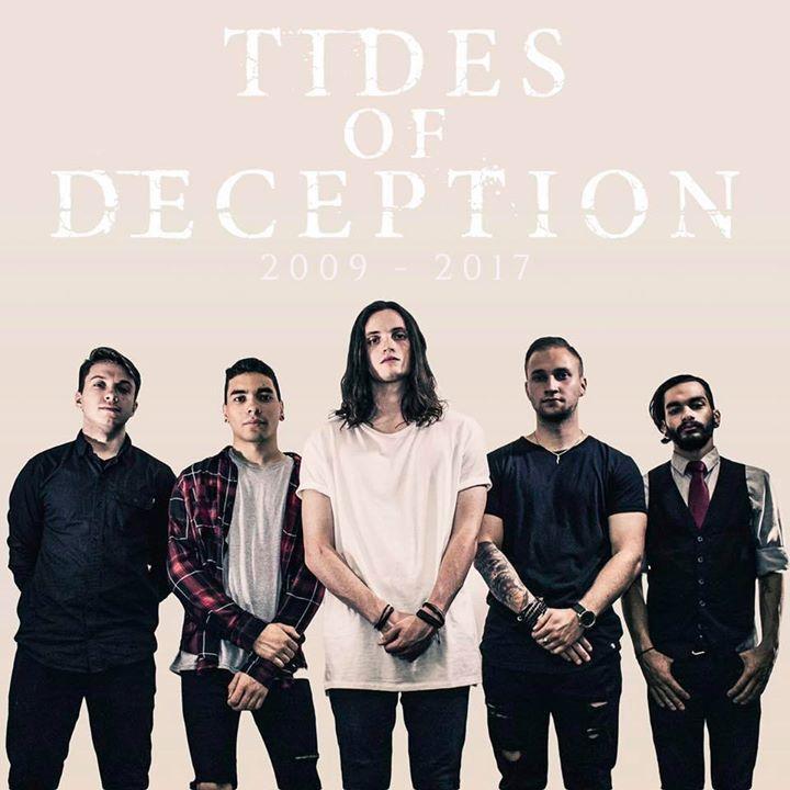 Tides Of Deception Tour Dates