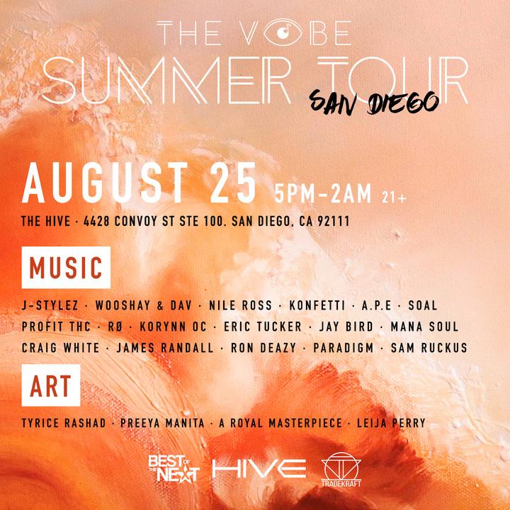 Korynn O'Connell @ HIVE - San Diego, CA