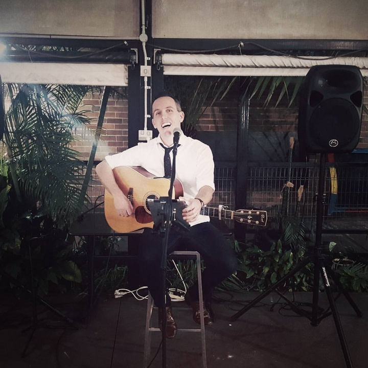 Scott Thornton Music @ Figgy Bowlo - Wollongong, Australia