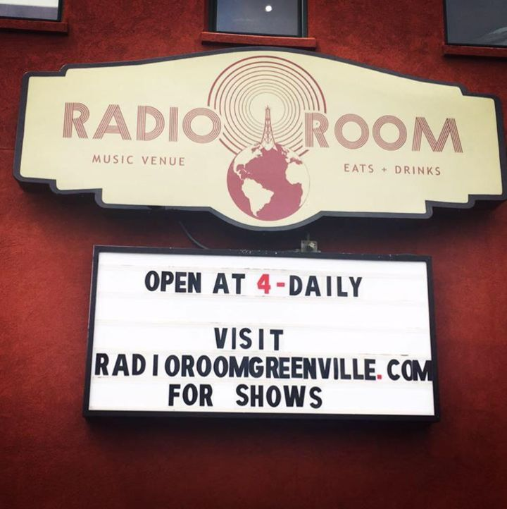 The Radio Room @ Radio Room - Greenville, SC