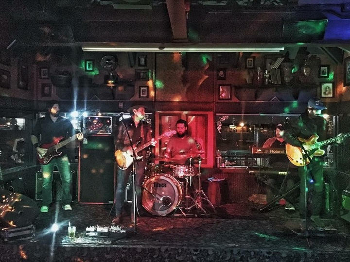 2AM Band @ The Belle Isle Brewery - Oklahoma City, OK