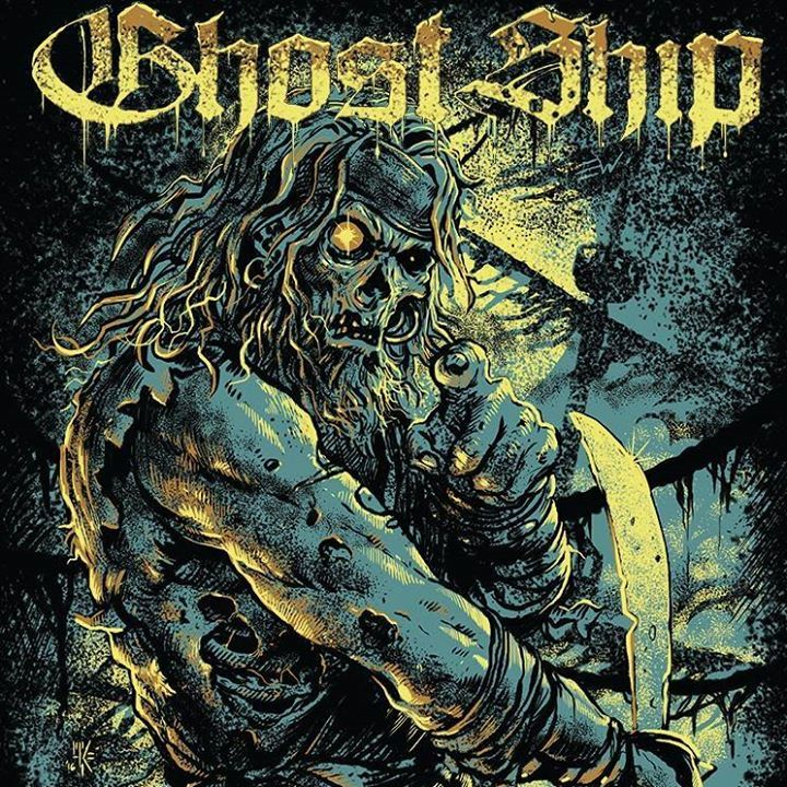 GhostShip Band Tour Dates