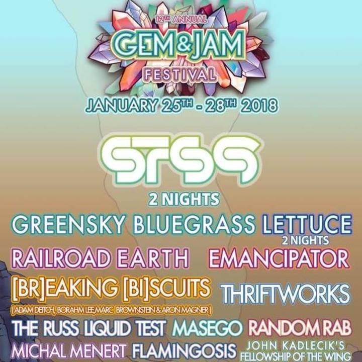 Gem and Jam Festival @ Pima County Fairgrounds - Tucson, AZ