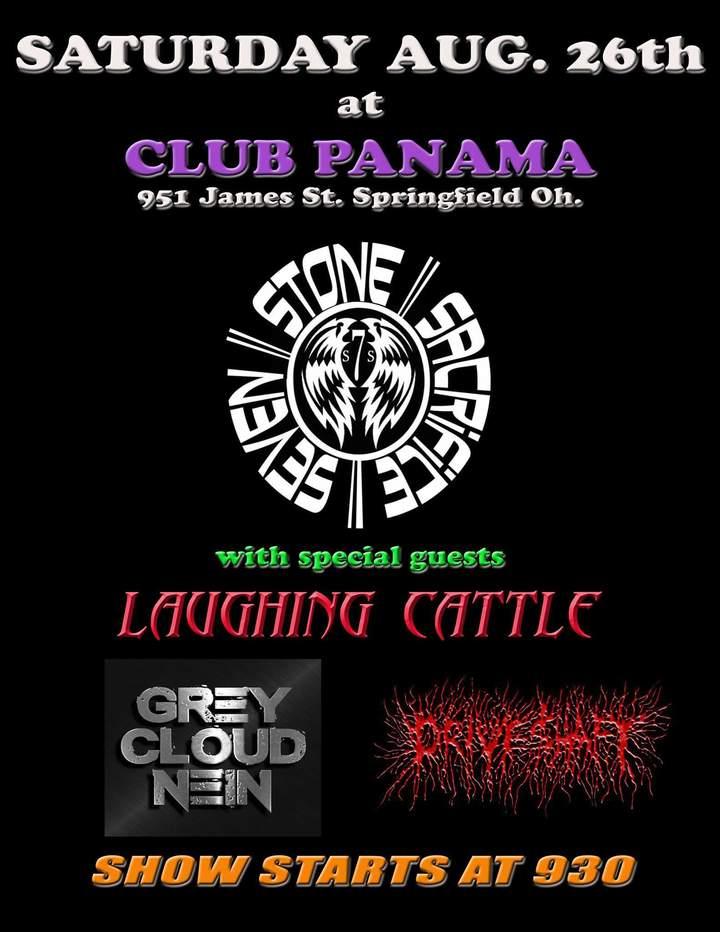 Grey Cloud Nein @ Club Panama - Springfield, OH