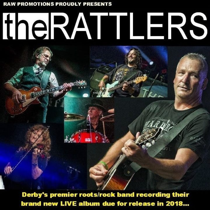 The Rattlers @ The Flowerpot - Derby, United Kingdom