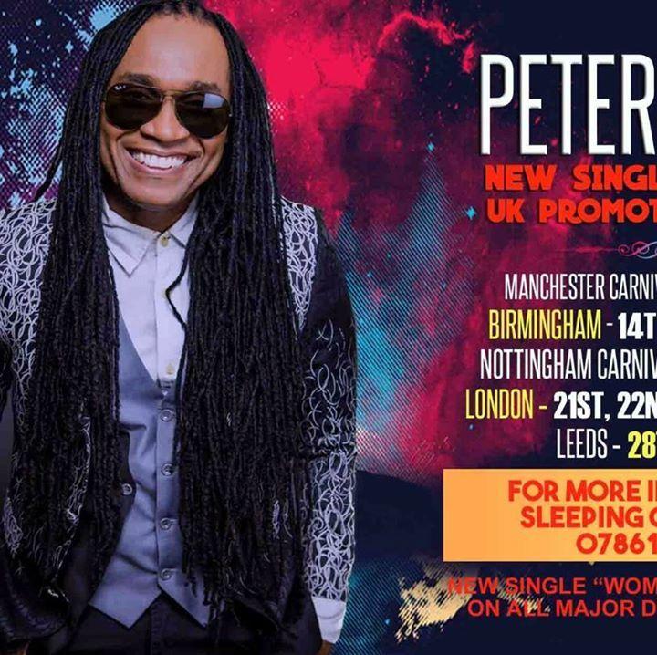 Peter Lloyd @ Manchester Carnival - Manchester, United Kingdom