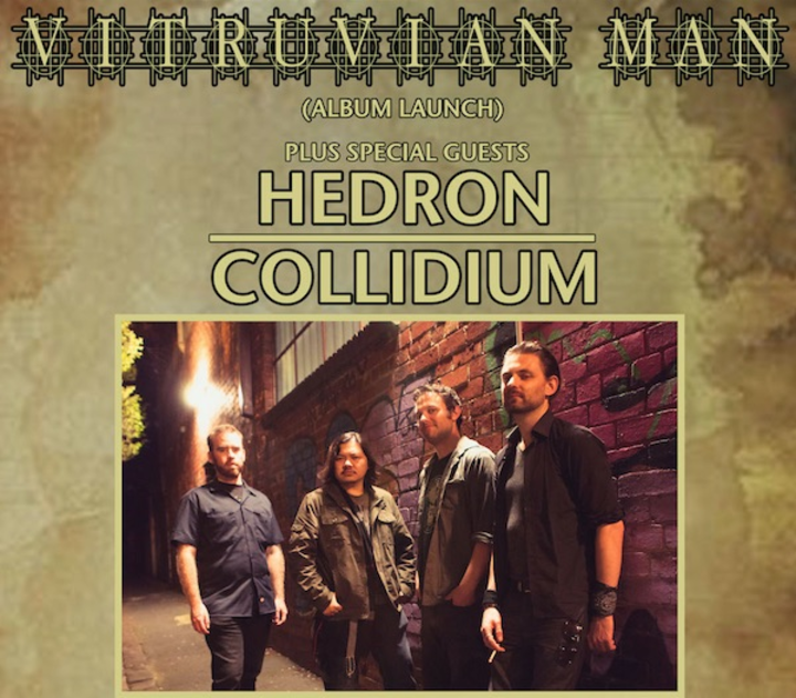 Collidium @ The LAST CHANCE ROCK AND ROLL BAR - Melbourne, Australia