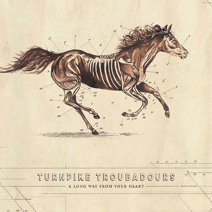 The Turnpike Troubadours @ Minglewood Hall - Memphis, TN