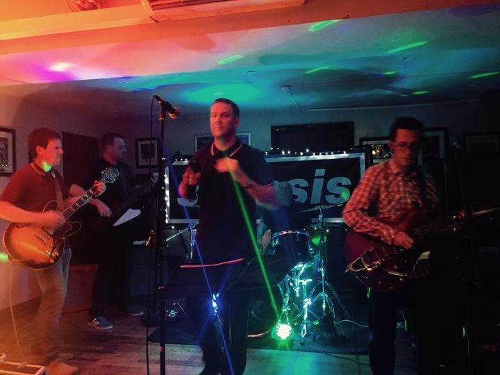 Shoasis. The Oasis Tribute @ Benfleet Tavern - Benfleet, United Kingdom