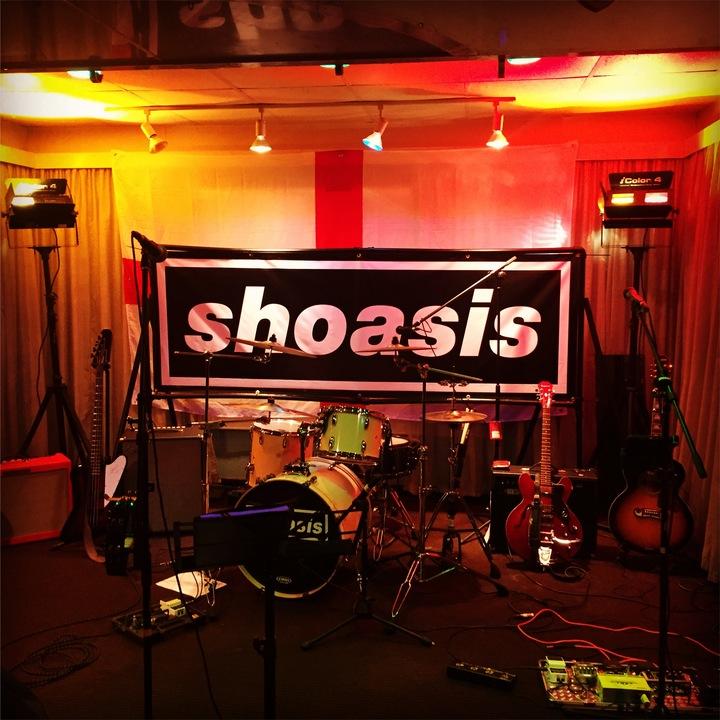 Shoasis. The Oasis Tribute @ The Marne - Bishops Stortford, United Kingdom