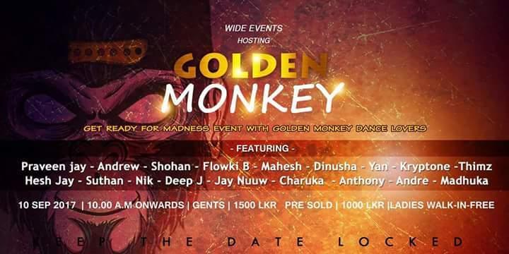 Jay Nuuw @ Await For More Info - Colombo, Sri Lanka
