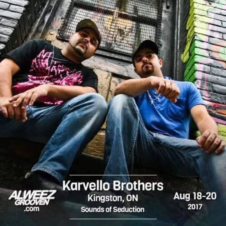 The Karvello Brothers Tour Dates