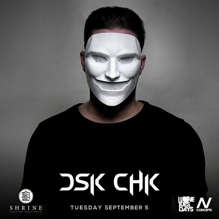 DSK CHK Tour Dates