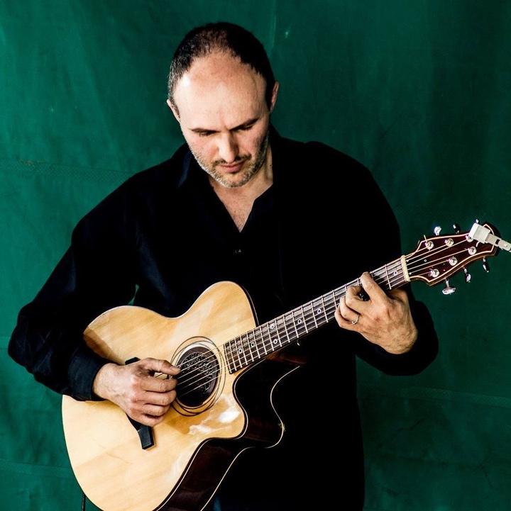 Cristiano Gallian @ Live Buskin'Acoustic  - Resana, Italy