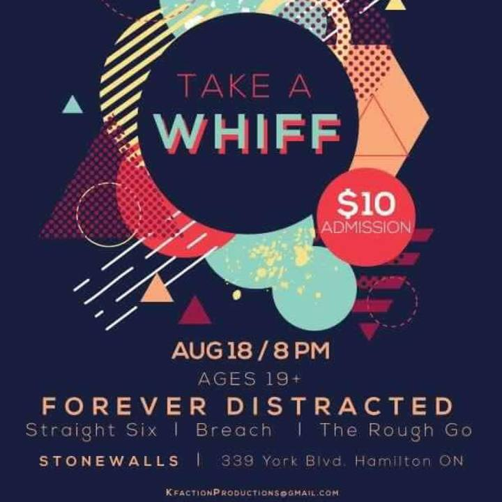 Forever Distracted Tour Dates