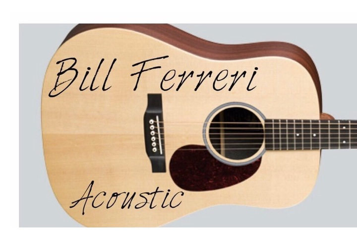 Bill Ferreri Acoustic @ Tuned Up Brewery - Spring City, PA