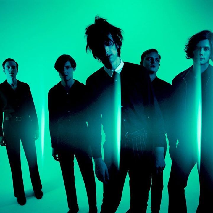 The Horrors @ Debaser Strand - Stockholm, Sweden