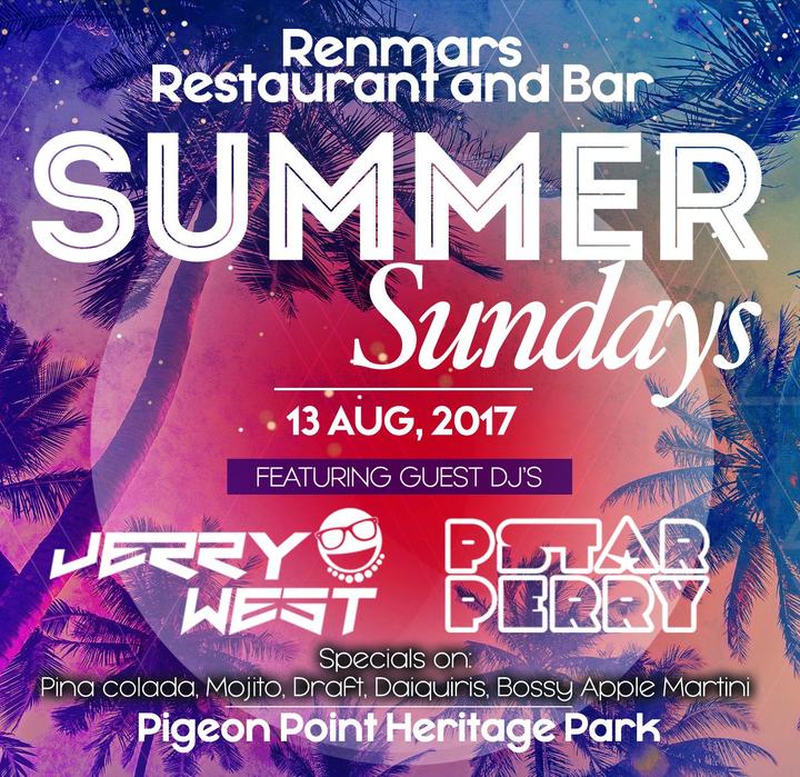PSTAR PERRY @ RENMARS Restaurant & Bar - Bon Accord Village, Trinidad And Tobago