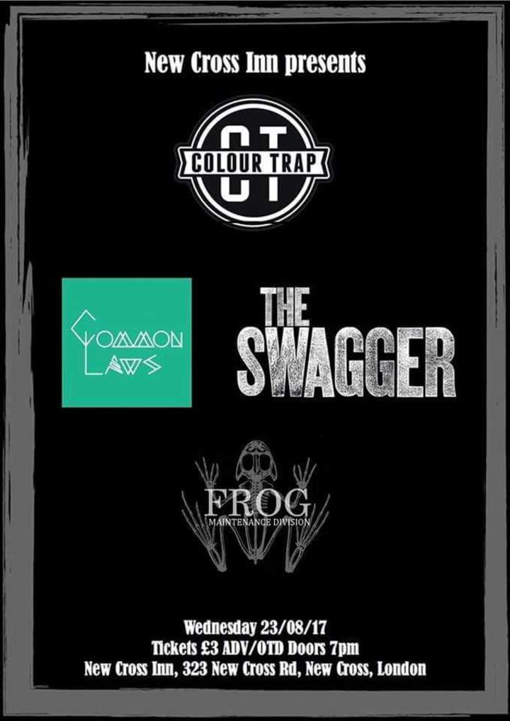 The Swagger @ New Cross Inn, SE London - London, United Kingdom