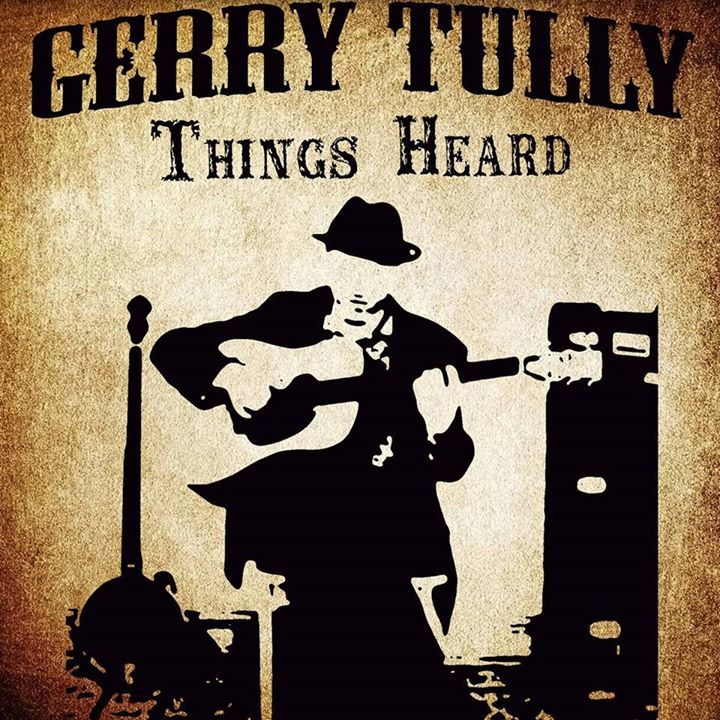 Gerry Tully - Folk singer Tour Dates