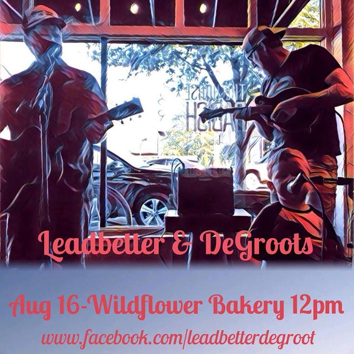 Leadbetter and DeGroots Tour Dates