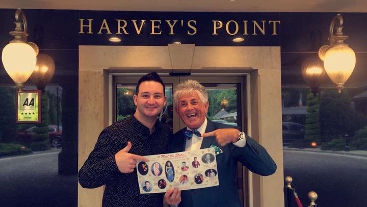 Gary Gamble @ Harvey's Point Hotel - Tawnyvorgal, Ireland