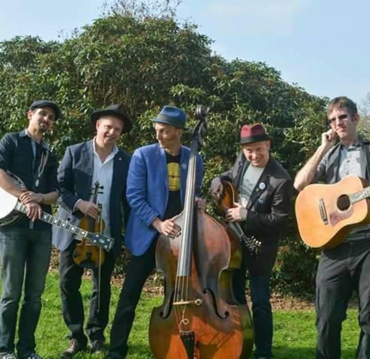Thunderbridge Bluegrass Boys @ The Beambridge Inn, Wellington, Somerset TA21 0AB - Wellington, United Kingdom