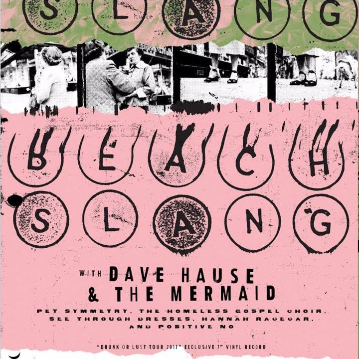 Beach Slang @ ArtsQuest – Blast Furnace Room - Bethlehem, PA