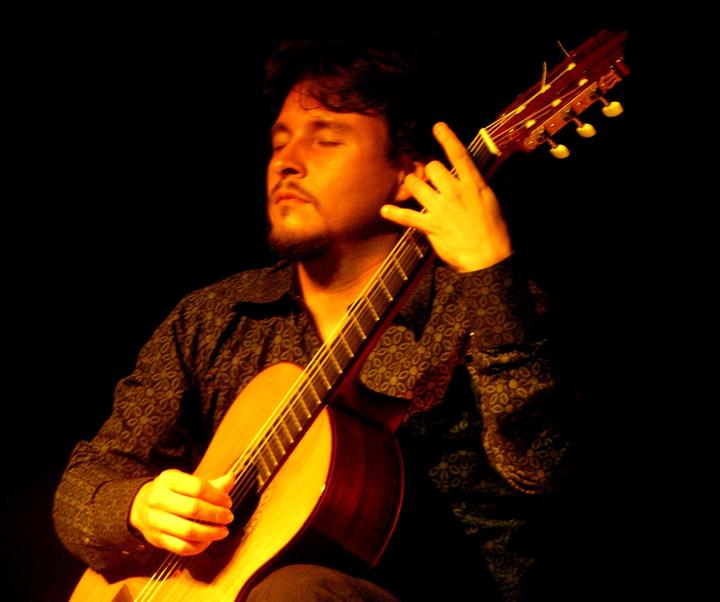 Gustavo Niño @ FESTIVAL NACIONAL DEL PASILLO - Aguadas, Colombia