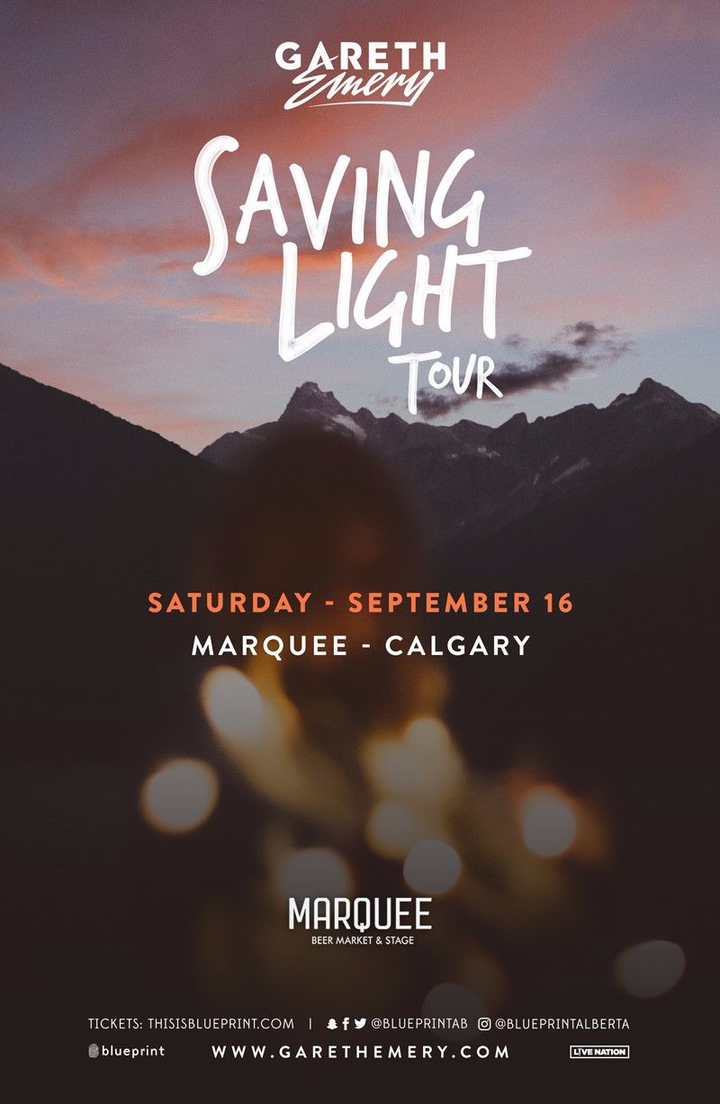 Gareth Emery @ Marquee Calgary - Calgary, Canada