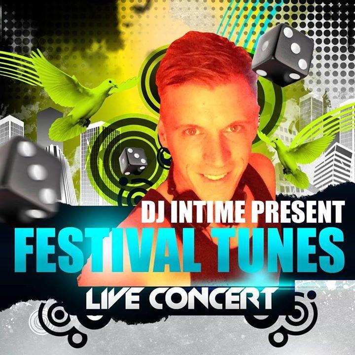 DJ InTime Tour Dates