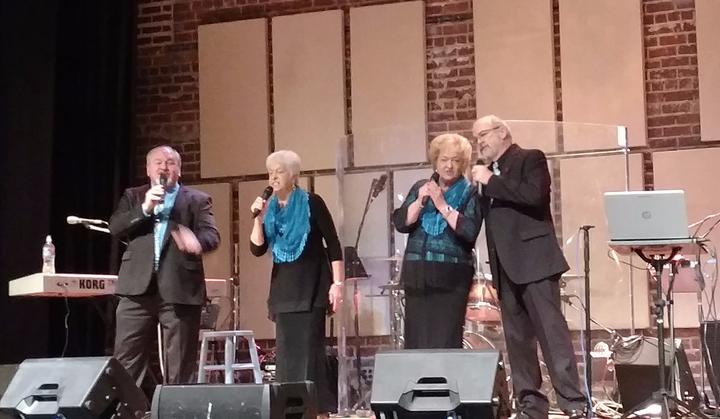 Heartfelt Quartet @ The Blue Marquee Theater - Lyons, GA