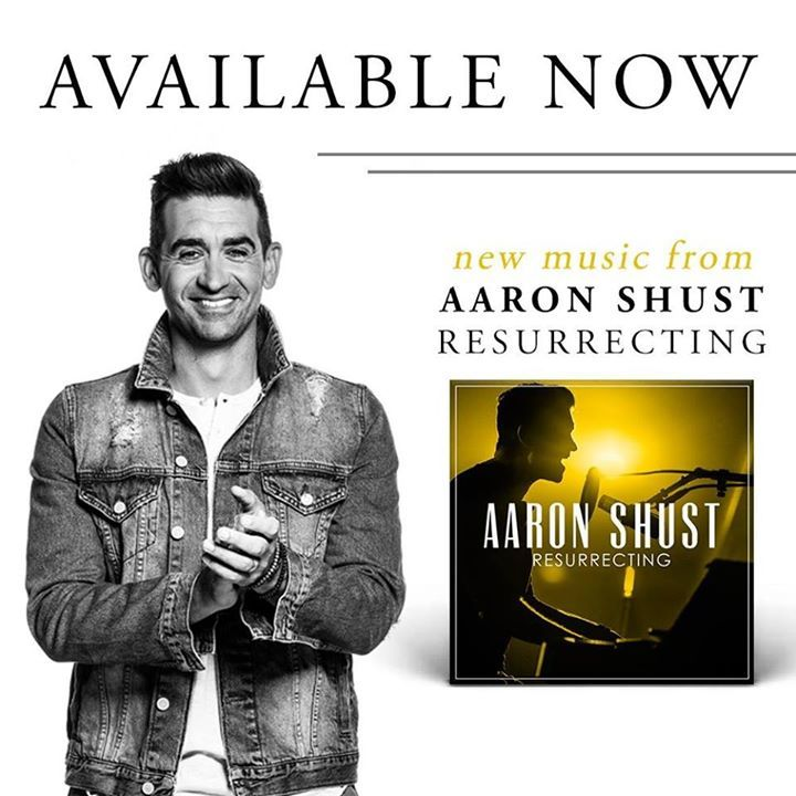 Aaron Shust Tour Dates