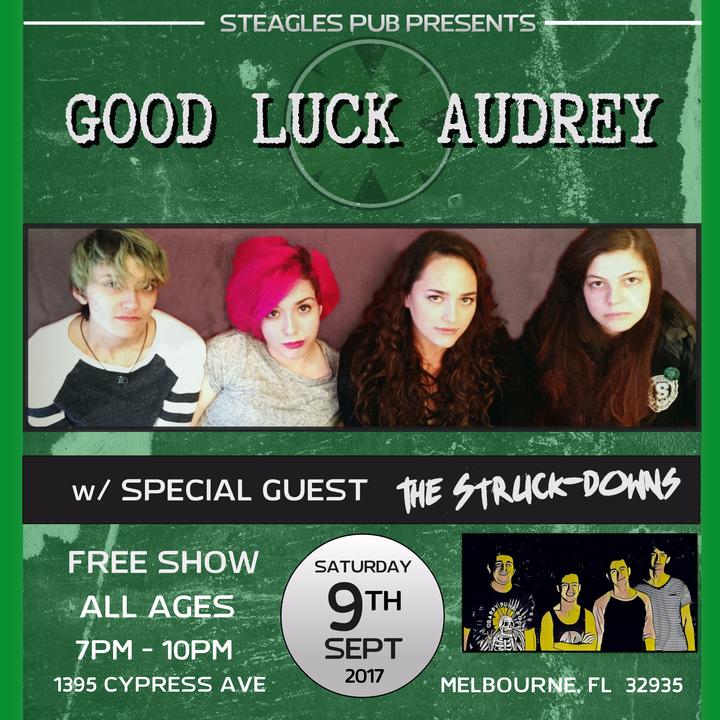 Good Luck Audrey @ Steagles Pub - Melbourne, FL