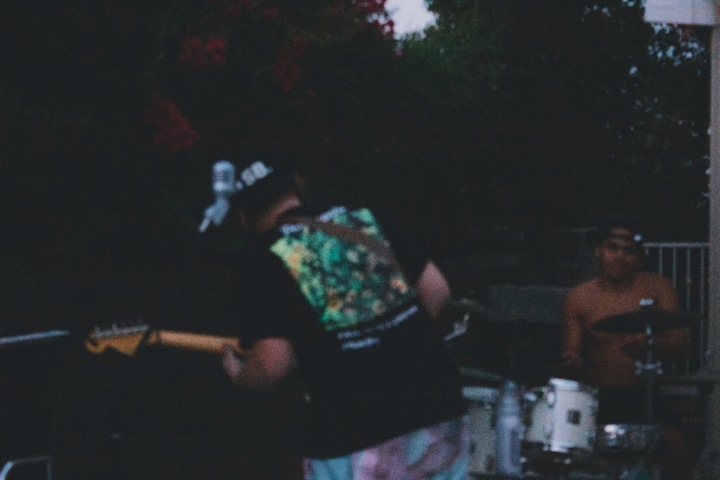 Portamento Band @ The Legacy Room - Chino, CA